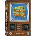 Monty Python's Flying Circus - Series 1 - 4 Complete DVD