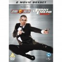 Johnny English: He knows no fear. He knows no danger. He knows nothing!