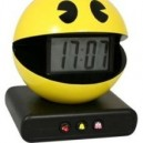 PAC Man Alarm Clock