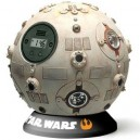 Star Wars: Off The Wall Alarm Clock