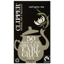 Organic Speciality Earl Grey 50 Teabags